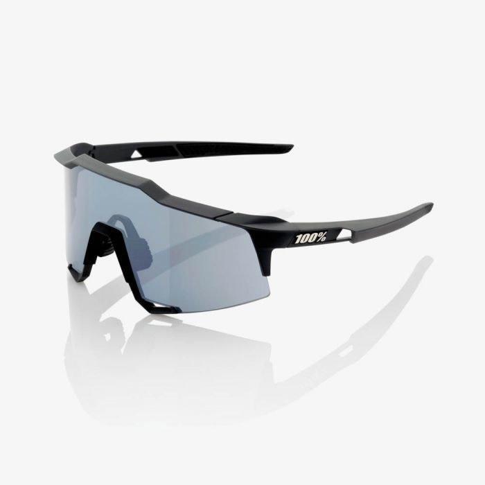 100% Speedcraft Black / Smoke Lens-1