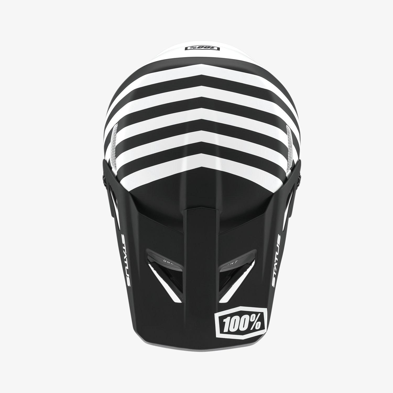 100% Status Arsenal Helmet MD-2