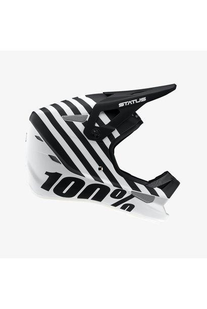 100% Status Arsenal Helmet MD