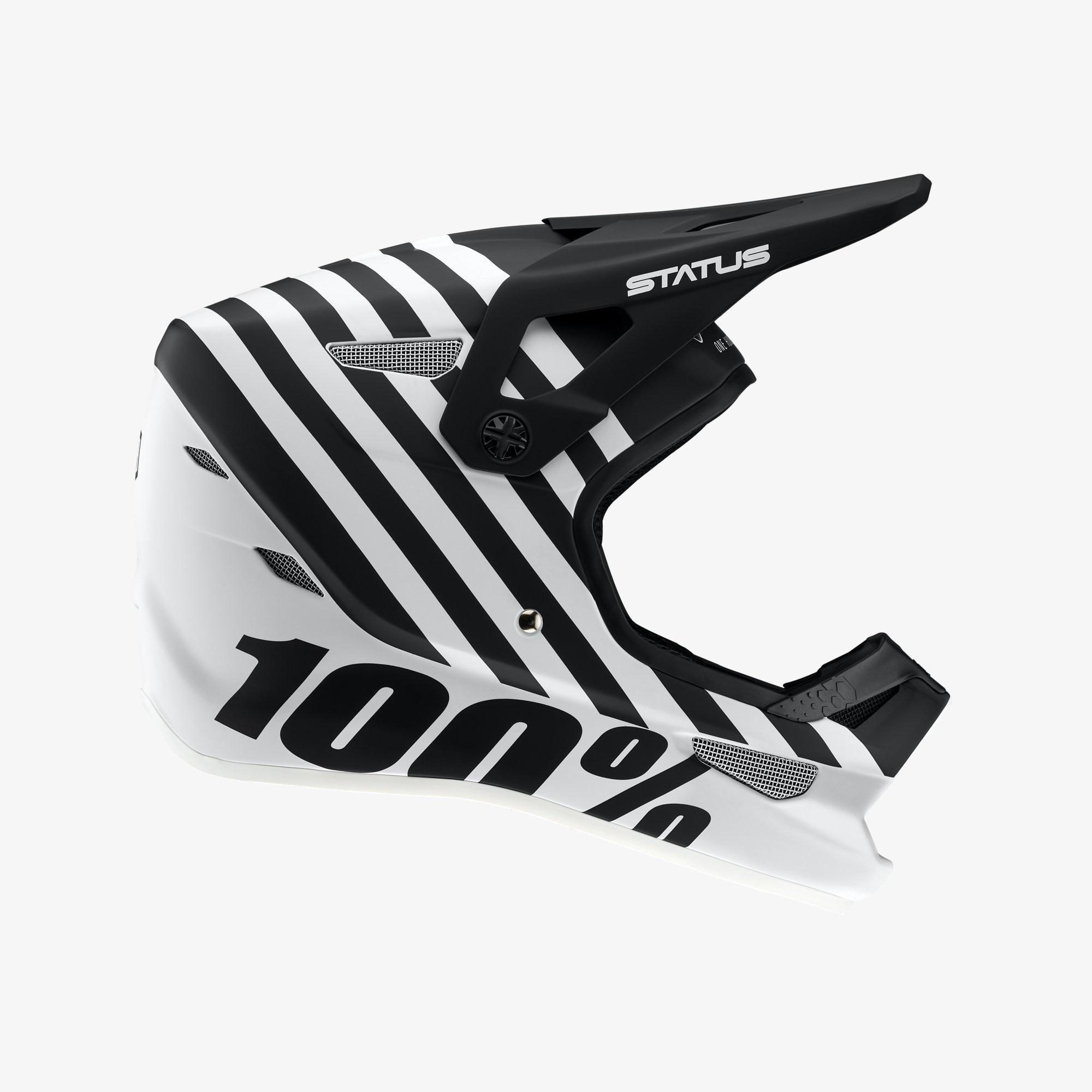 100% Status Arsenal Helmet MD-1