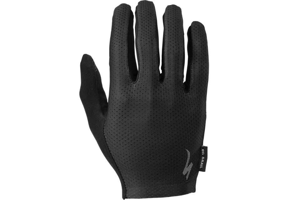 BG Grail MTB Glove Black-1