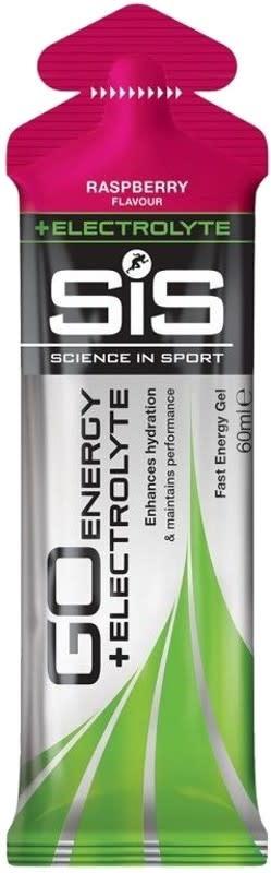SIS GEL Raspberry Energy-1