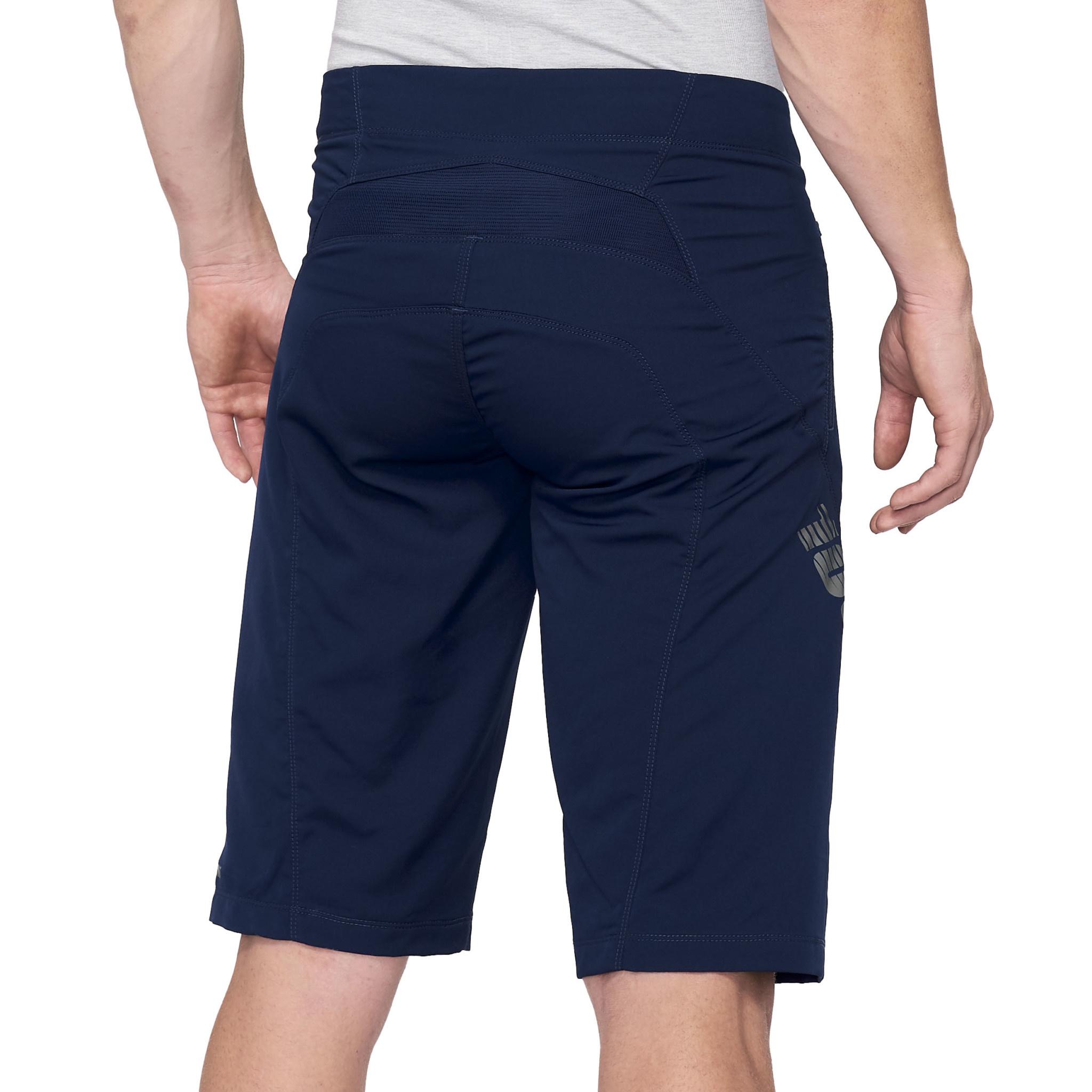 100% Airmatic Shorts Navy-2
