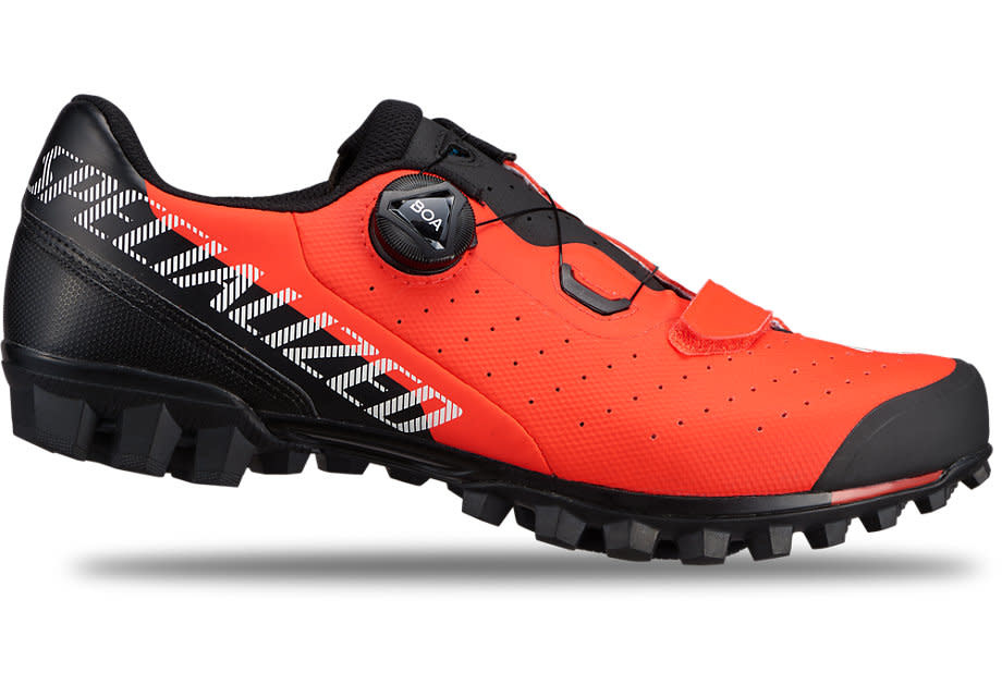 Recon 2.0 MTB Shoe Red-1
