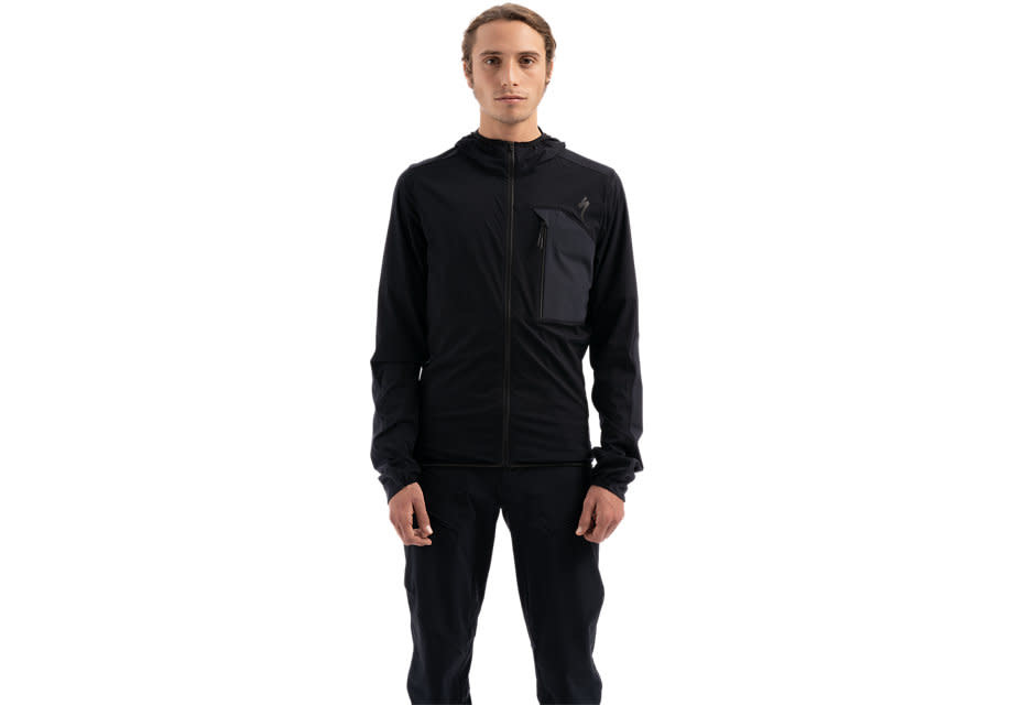 Deflect SWAT Jacket Black LG-1