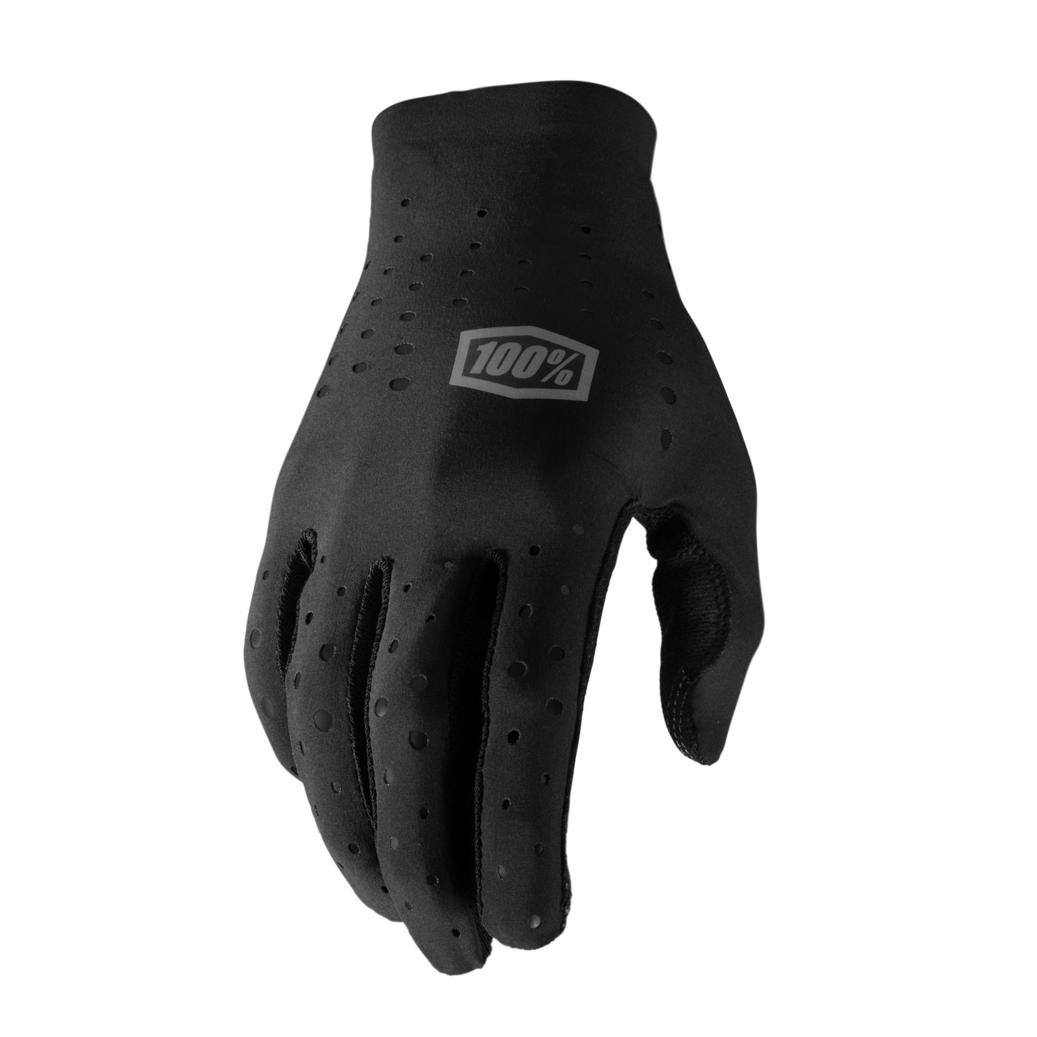 100% Sling Glove Black-1