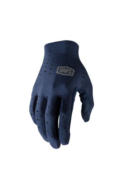 100% Sling Glove Blue