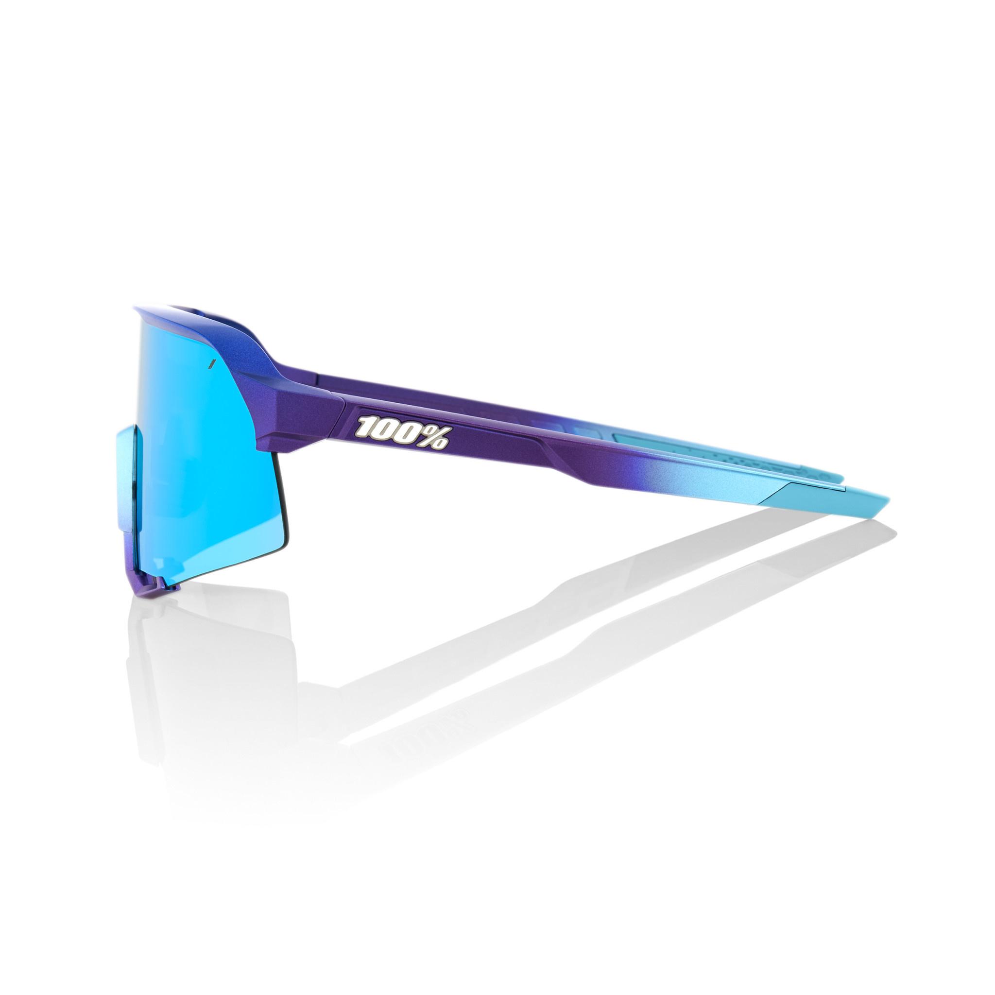 100% S3 Matt Metallic Blue Lens-2
