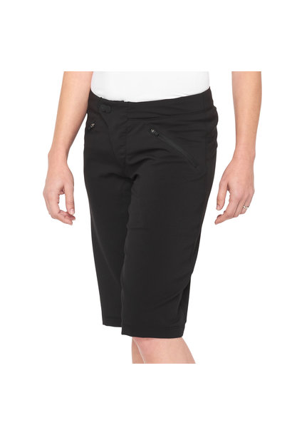 Ridecamp Womens Short Black
