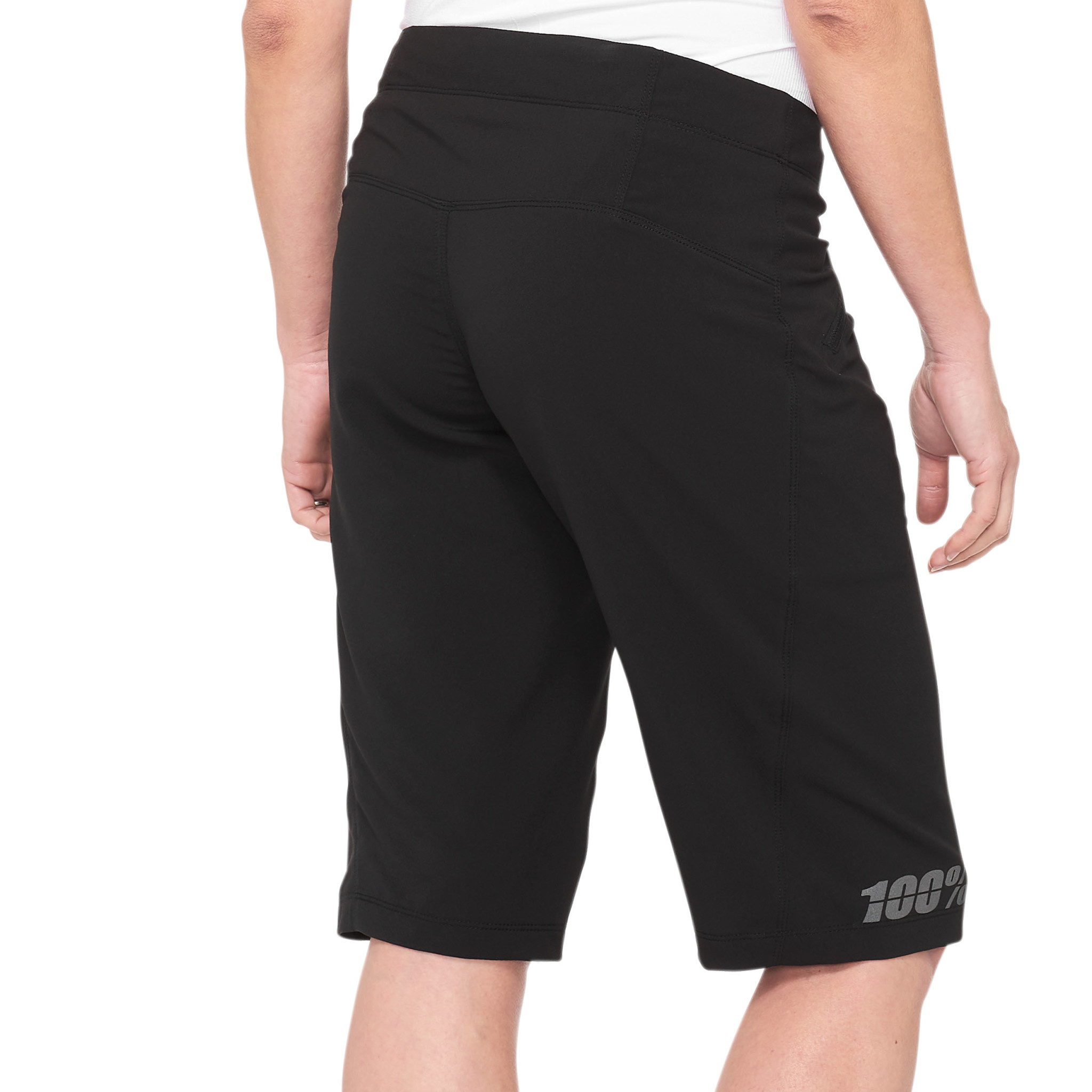 Ridecamp Womens Short Black-2