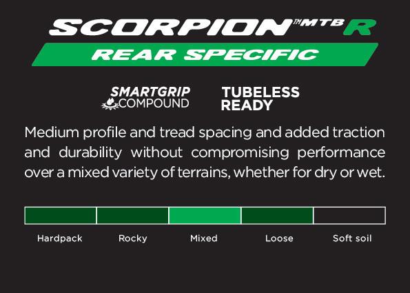 Scorpion XC Rear 29 x 2.2-3