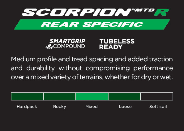 Scorpion Enduro Rear 27.5 x 2.6-3