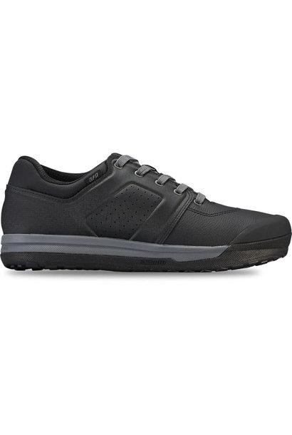2FO DH Flat Shoe Black
