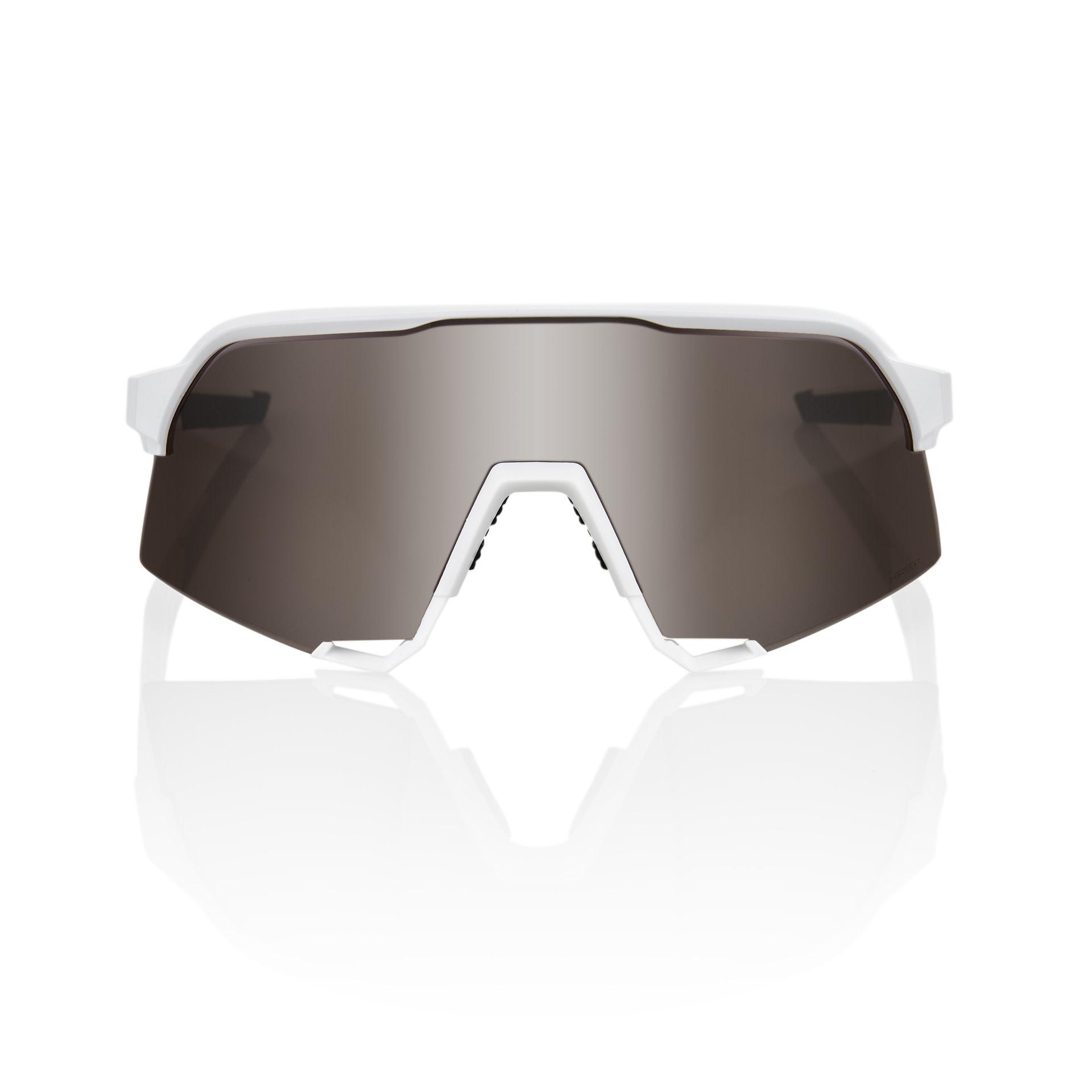 100% S3 White - Hiper Silver Multilayer Lens-2