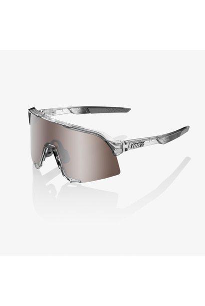 100% S3 Translucent - Hiper Silver Mirror