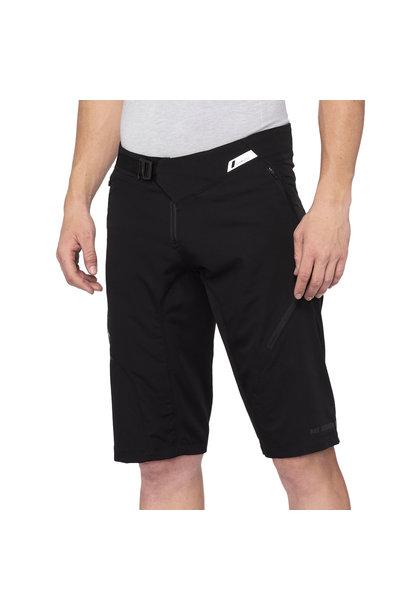 100% Airmatic Shorts Black