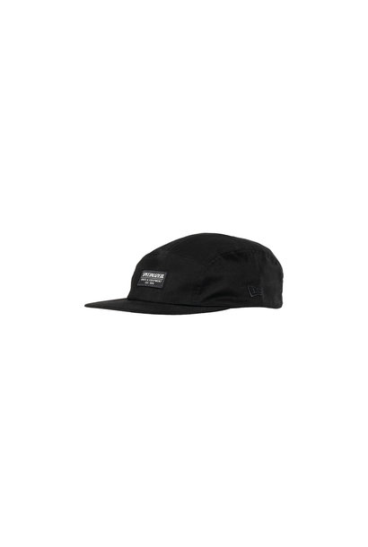 Specialized 5 Panel Black