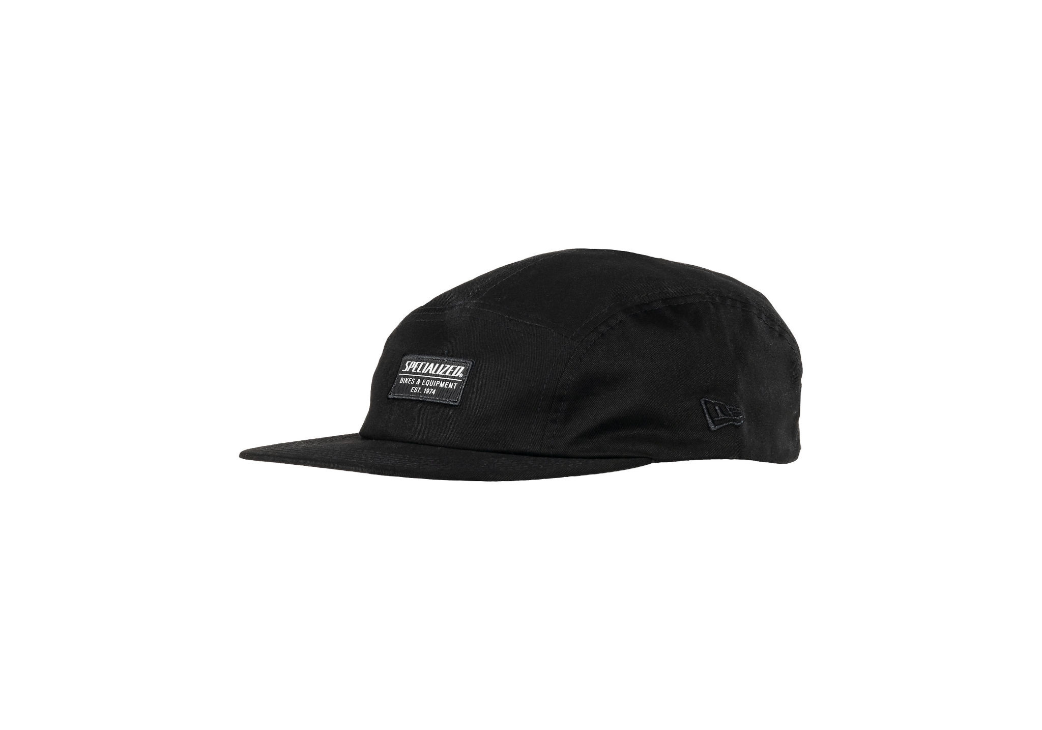 Specialized 5 Panel Black-1