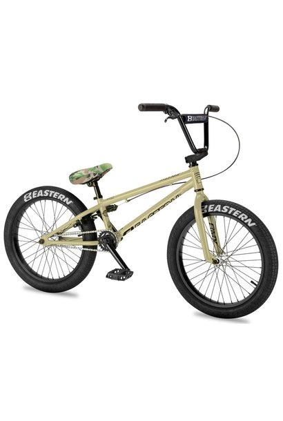 Cobra Tan / Camo Easton BMX