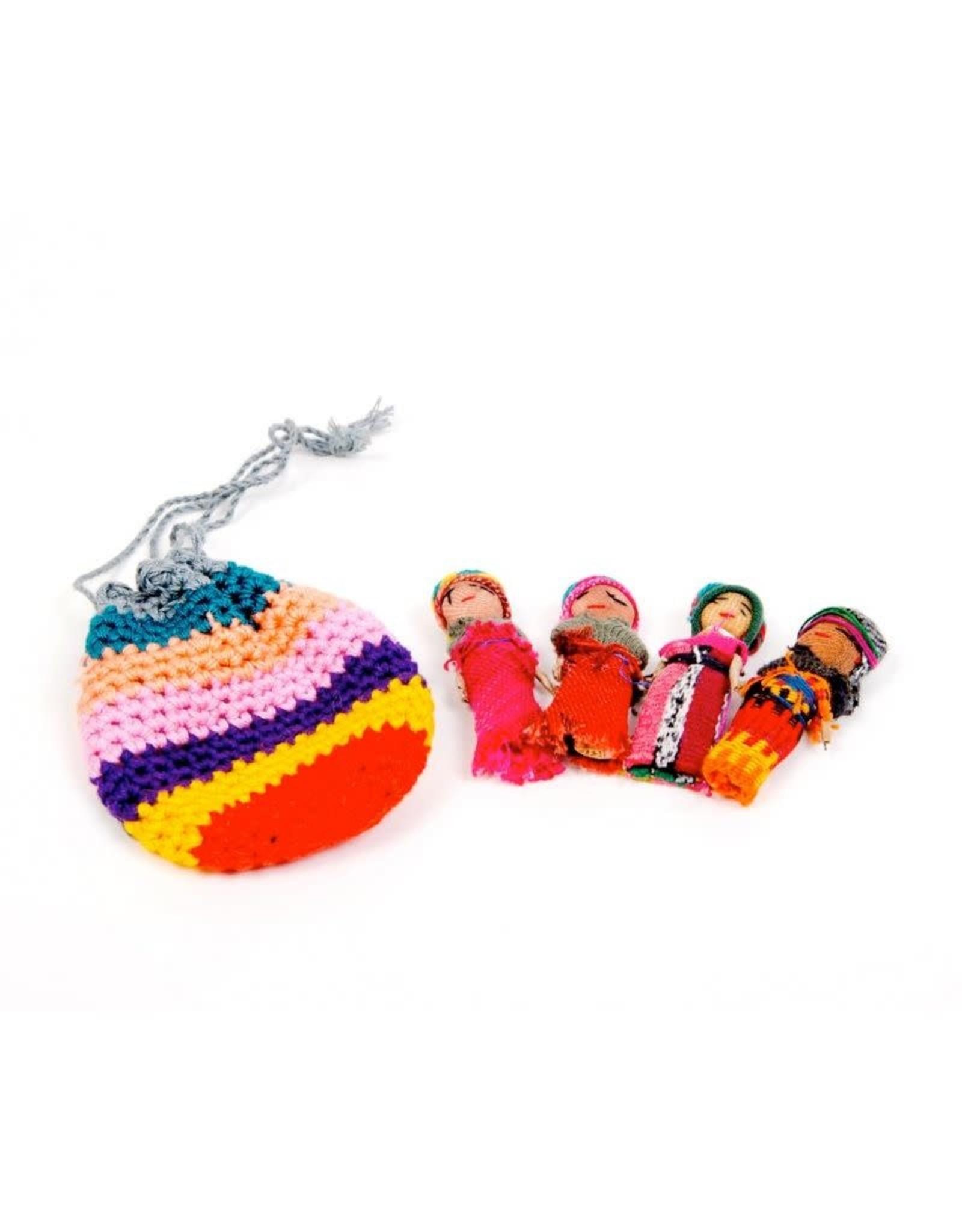 Lumily Guatemalan Worry Dolls