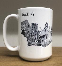 Ceramic Mug Bill Batson