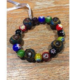 Nusantara Spirit bracelet ceramic/glass