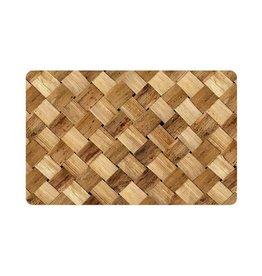 bungalow FoFlor 46 x 66 Accent Mat - Basket Case