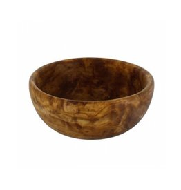 Natural Olive Olivewood Dipping / Catch All Bowl