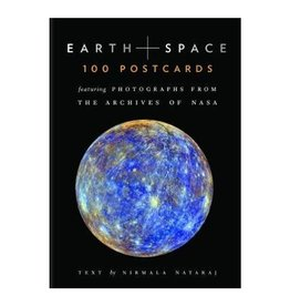 Hachette Earth and Space postcards
