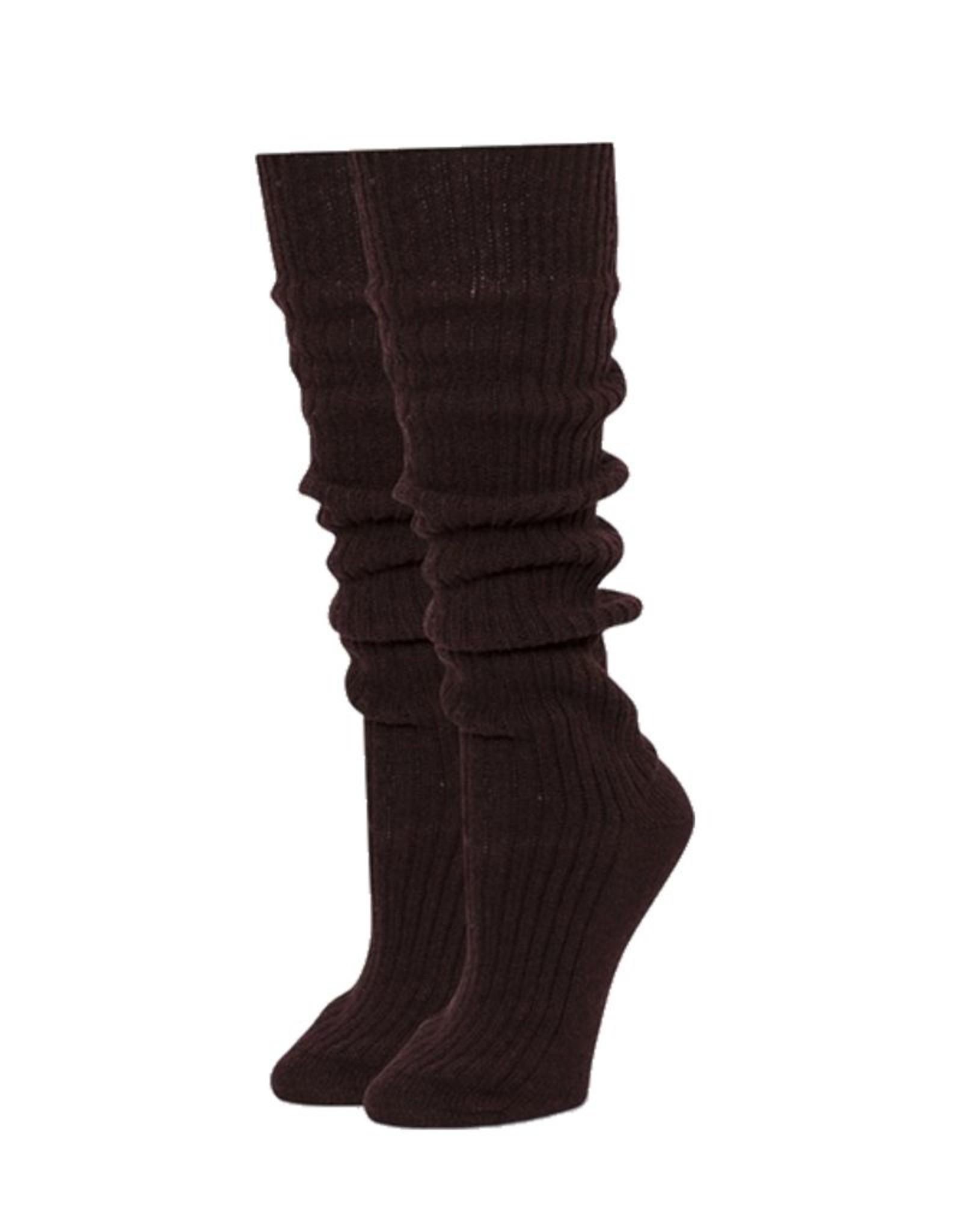 B.ella/Standard Merch Bess Rib Slouch Sock
