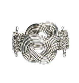 Matr Boomie Buddha Knot Ring