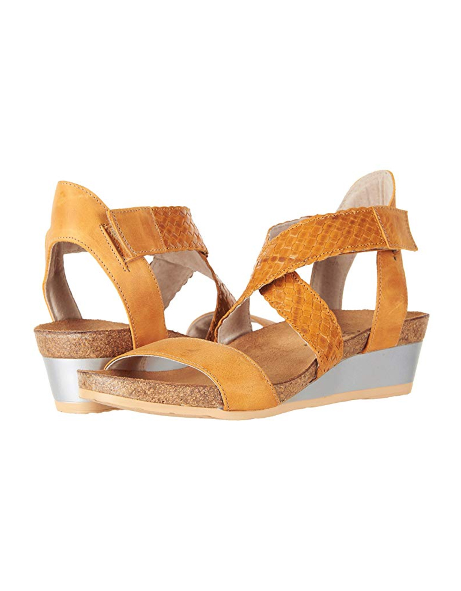 Naot/Yaleet Naot Cupid Strappy Wedge