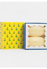 Kala Eggwhite & Chamomile 2 Soap Bar Box