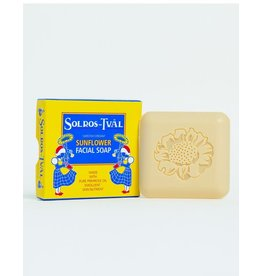 Kala SunflowerFacial SoapBox of 4