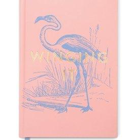 designworks Vintage Sass-Winging It Notebook