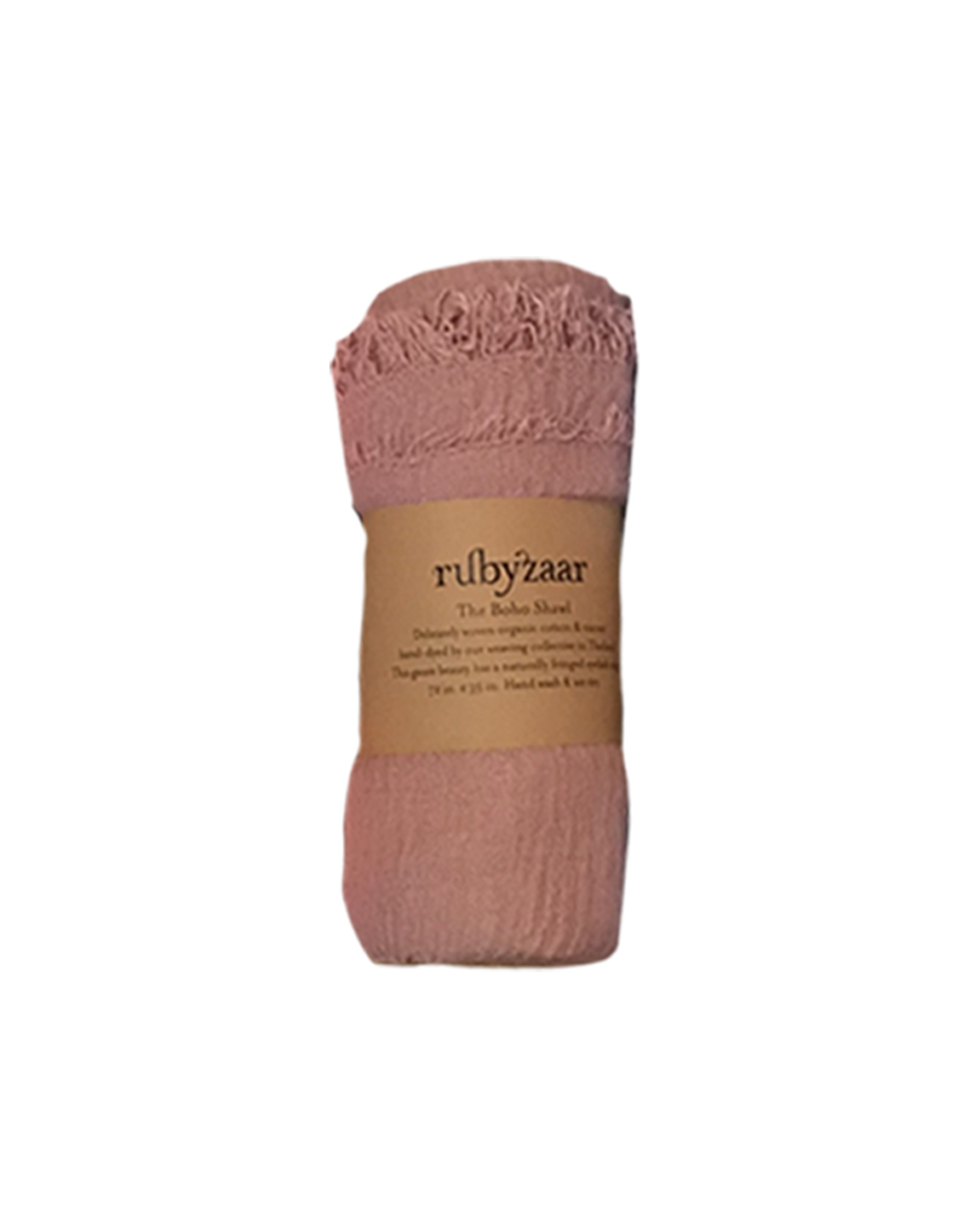 Rubyzaar Boho Cotton Scarf
