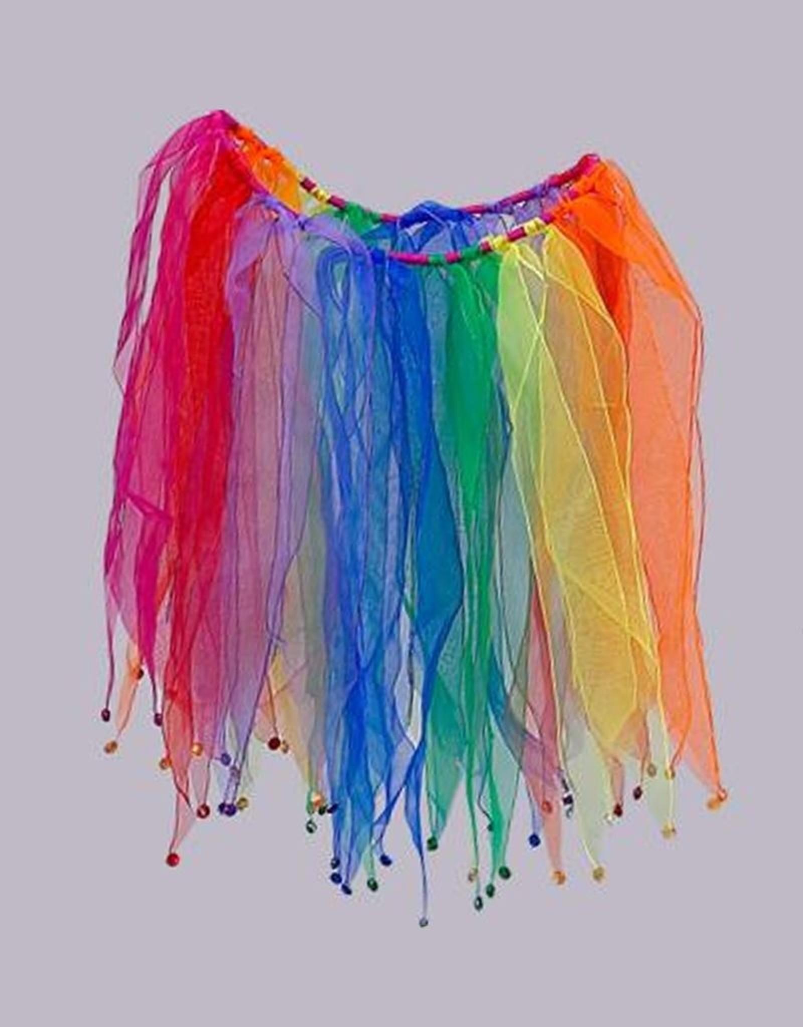 Jeannie's Jedzeble Rainbow Jewel Tutu w/Hair Tie