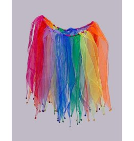 Jeannie's Jedzeble Rainbow Jewel Tutu w/Hair Tie