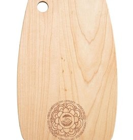 JKAdams ML Faves Maple Cutting Board