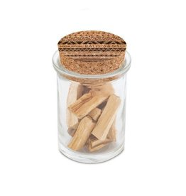 "Skeem Small Palo Santo Jar - 2"" Sticks"
