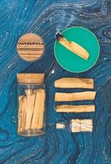 "Skeem Small Palo Santo Jar - 2"" Sticks"