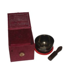 "Kathmandu Imports 2"" Mini Singing Bowl Gift Set"