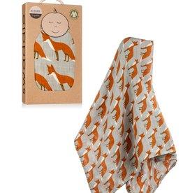 Milkbarn Organic Swaddle Blanket - P-37589