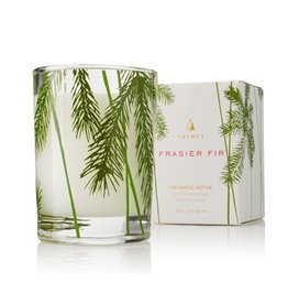 Thymes Frasier Fir Votive Candle, 2oz