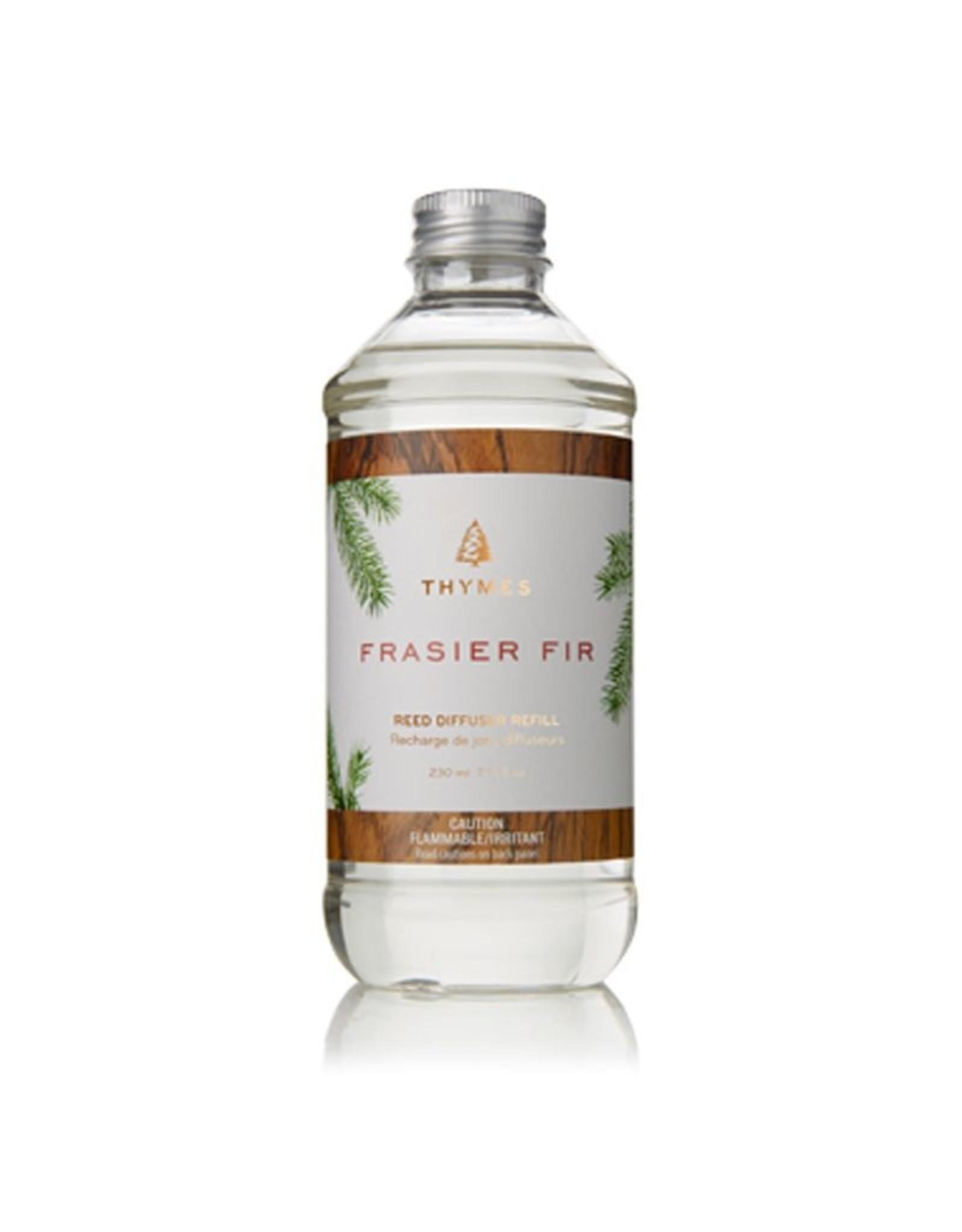 Thymes Frasier Fir Diffuser Oil Refill, 230ml