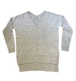Kokun Cashmere V-Neck Pullover