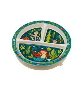Ore Divided Suction Plate Isla Mermaid