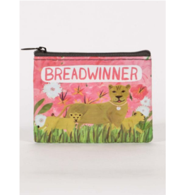 Blue Q Breadwinner Coin Purse