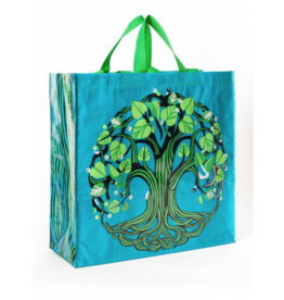 Blue Q Tree of Life Shopper