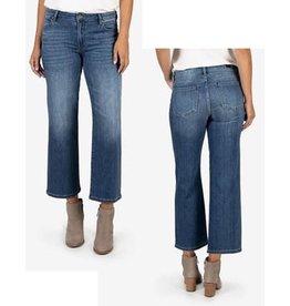 Charlotte High Rise Gaucho Jeans
